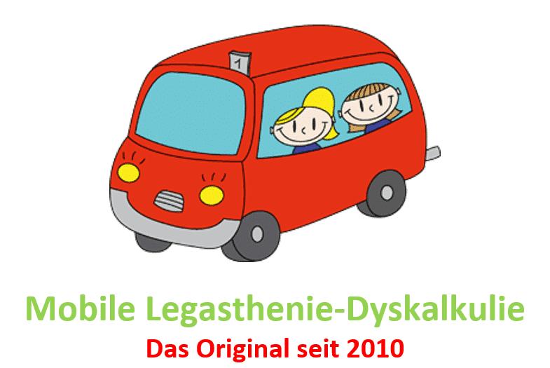 Mobile Legasthenie-Dyskalkulie Logo